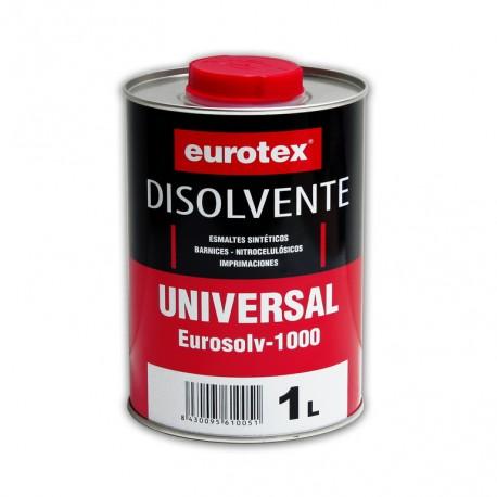 Disolvente Universal Eurosolv 1000