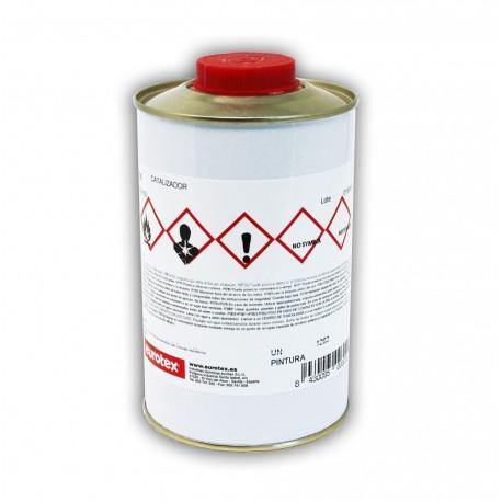 Catalizador para Esmalte de Poliuretano para Acabados en Carrocerías | Barnicoat 400 - E