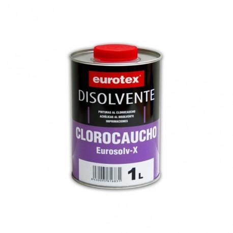 Disolvente para Clorocaucho   Eurosolv X