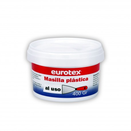 Masilla Plástica Eurotex   Reparación de Desperfectos Superficiales