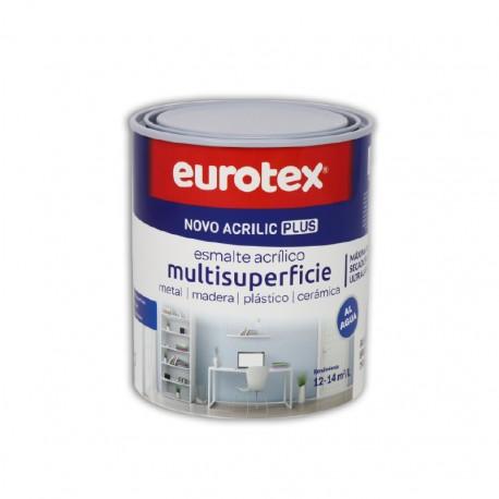 Esmalte al Agua Multisuperficies - Novo Acrilic Plus