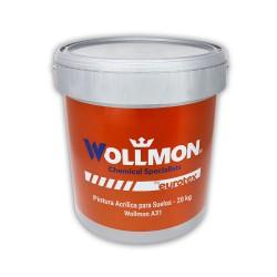 Pintura Acrílica para Suelos - Wollmon A31 - Colores RAL